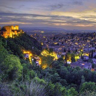 טיול לדרום ספרד