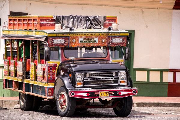 טיול לפרו וקולומביה