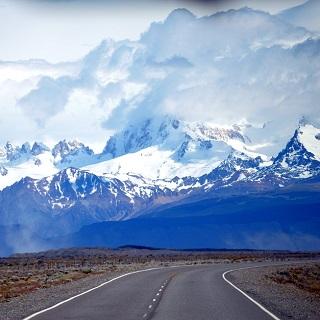 patagonia-road blue