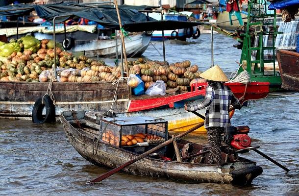 טיול פרטי לויאטנם וקמבודיה