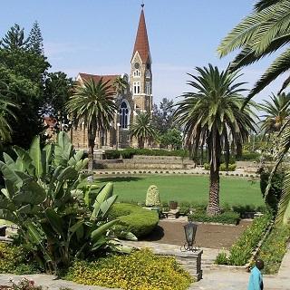 תכנון טיול בנמיביה