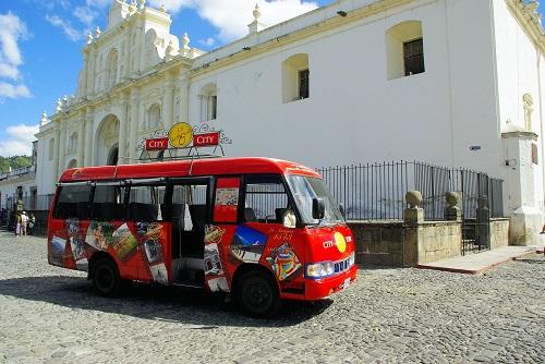 כנסייה באנטיגואה
