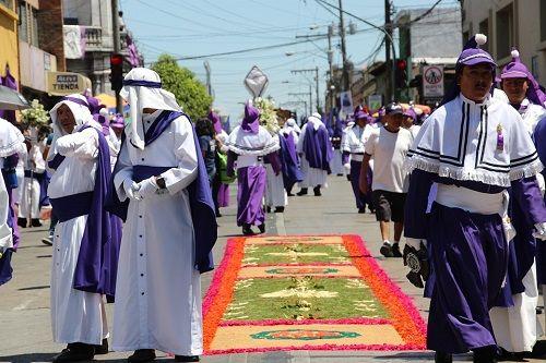 הצעדה הדתית לכבוד הפסחא